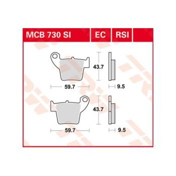 Pastiglie Freno MCB730SI