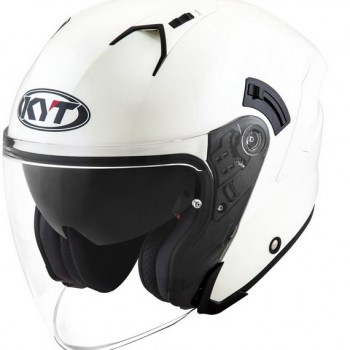 Casco Kyt Scooter Moto Jet...