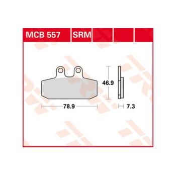 Pastiglie Freno MCB557